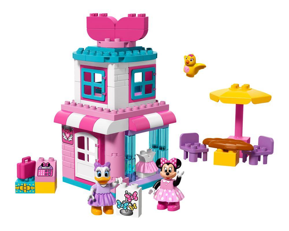 LEGO Set 10844-1 Minnie Mouse Bow-tique (Model - A-Model)