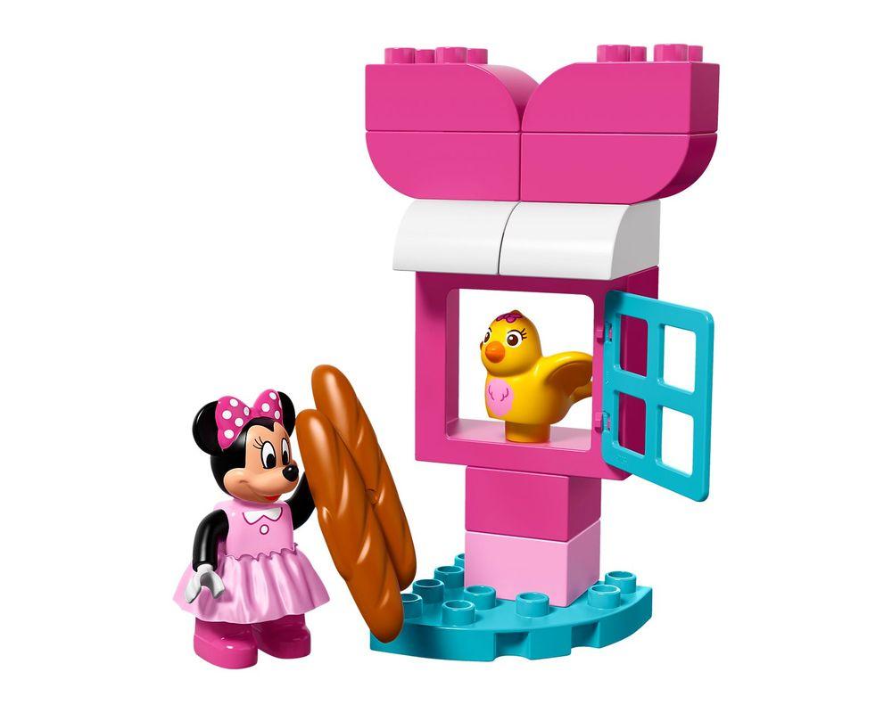 LEGO Set 10844-1 Minnie Mouse Bow-tique