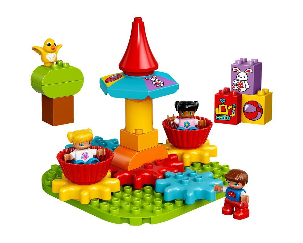 LEGO Set 10845-1 My First Carousel (Model - A-Model)
