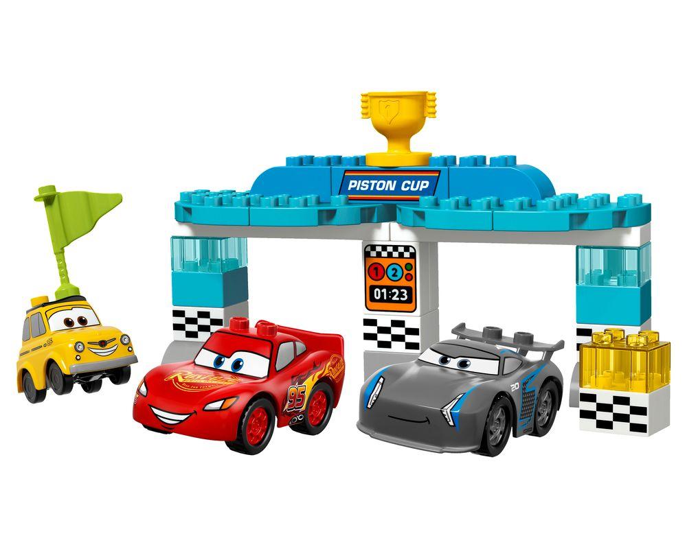 LEGO Set 10857-1 Piston Cup Race (LEGO - Model)