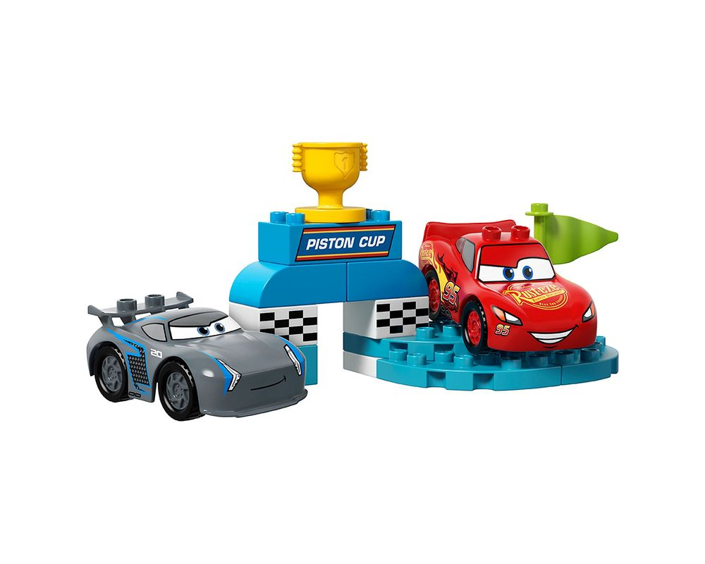 LEGO Set 10857-1 Piston Cup Race