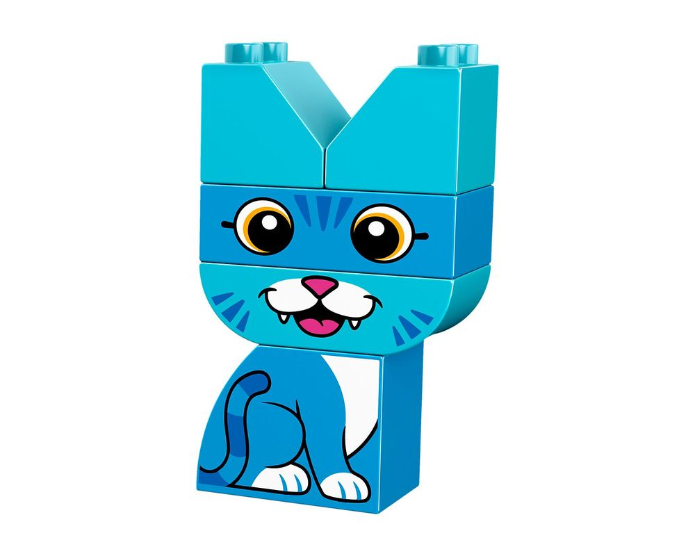 LEGO Set 10858-1 My First Puzzle Pets