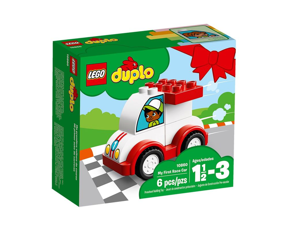LEGO Set 10860-1 My First Race Car