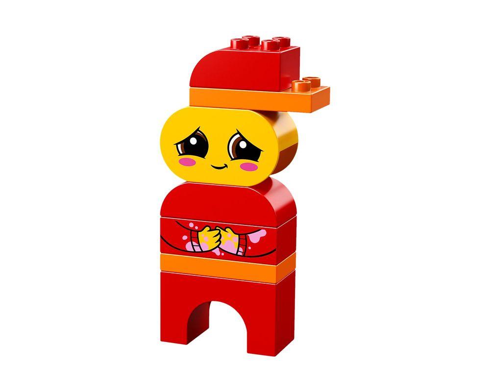 LEGO Set 10861-1 My First Emotions