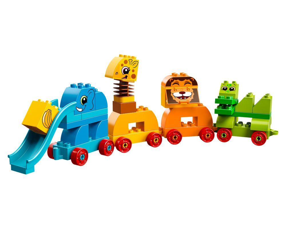LEGO Set 10863-1 My First Animal Brick Box (Model - A-Model)