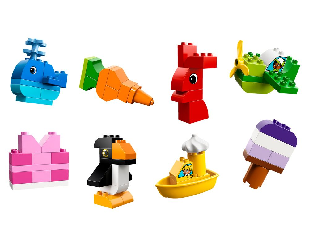 LEGO Set 10865-1 Fun Creations (Model - A-Model)