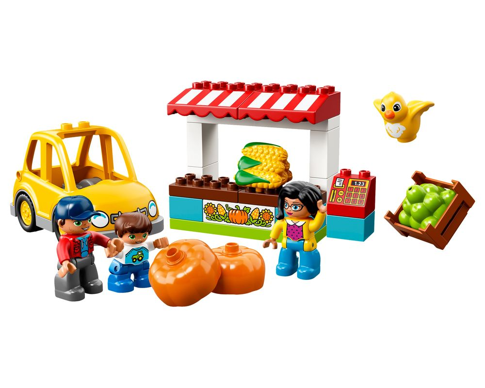 LEGO Set 10867-1 Farmers' Market (Model - A-Model)