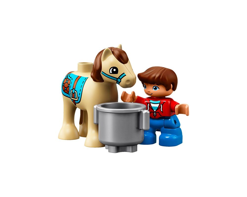 LEGO Set 10868-1 Farm Pony Stable