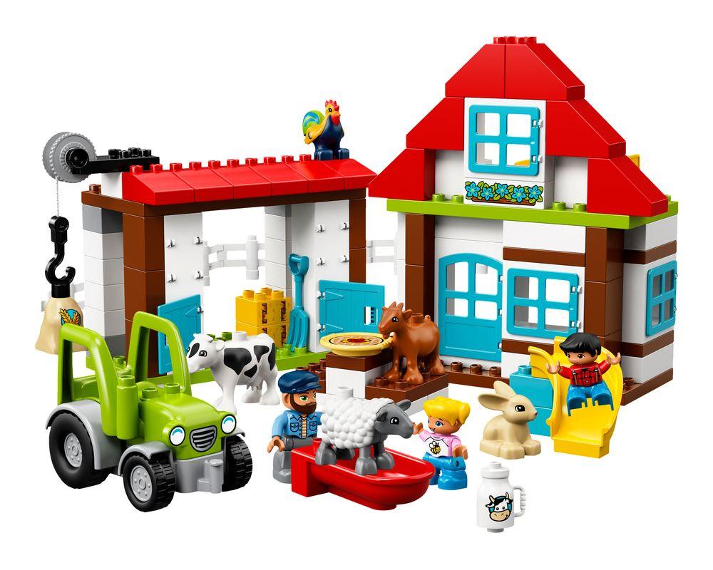 LEGO Set 10869-1 Farm Adventures (LEGO - Model)