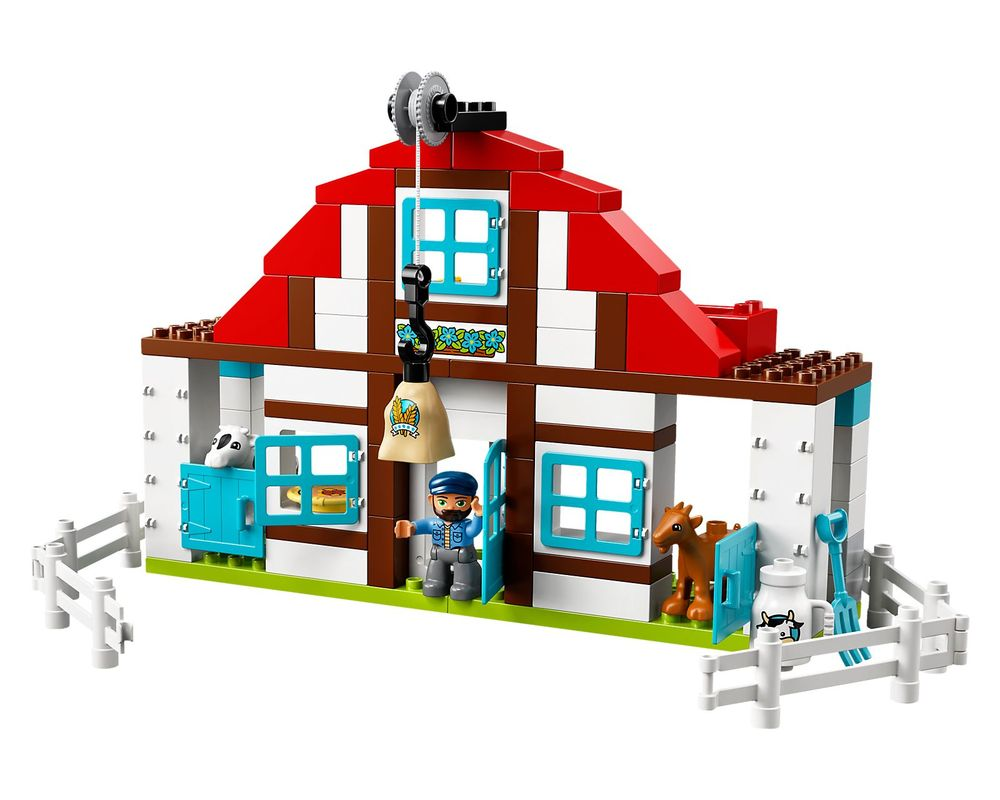 LEGO Set 10869-1 Farm Adventures
