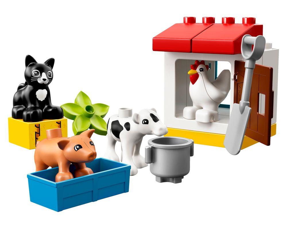 LEGO Set 10870-1 Farm Animals (Model - A-Model)