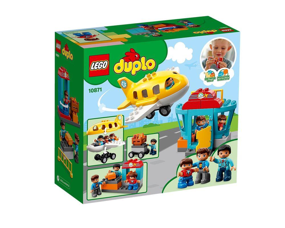 LEGO Set 10871-1 Airport