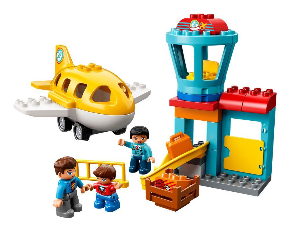 LEGO Set 10871-1 Airport (Model - A-Model)