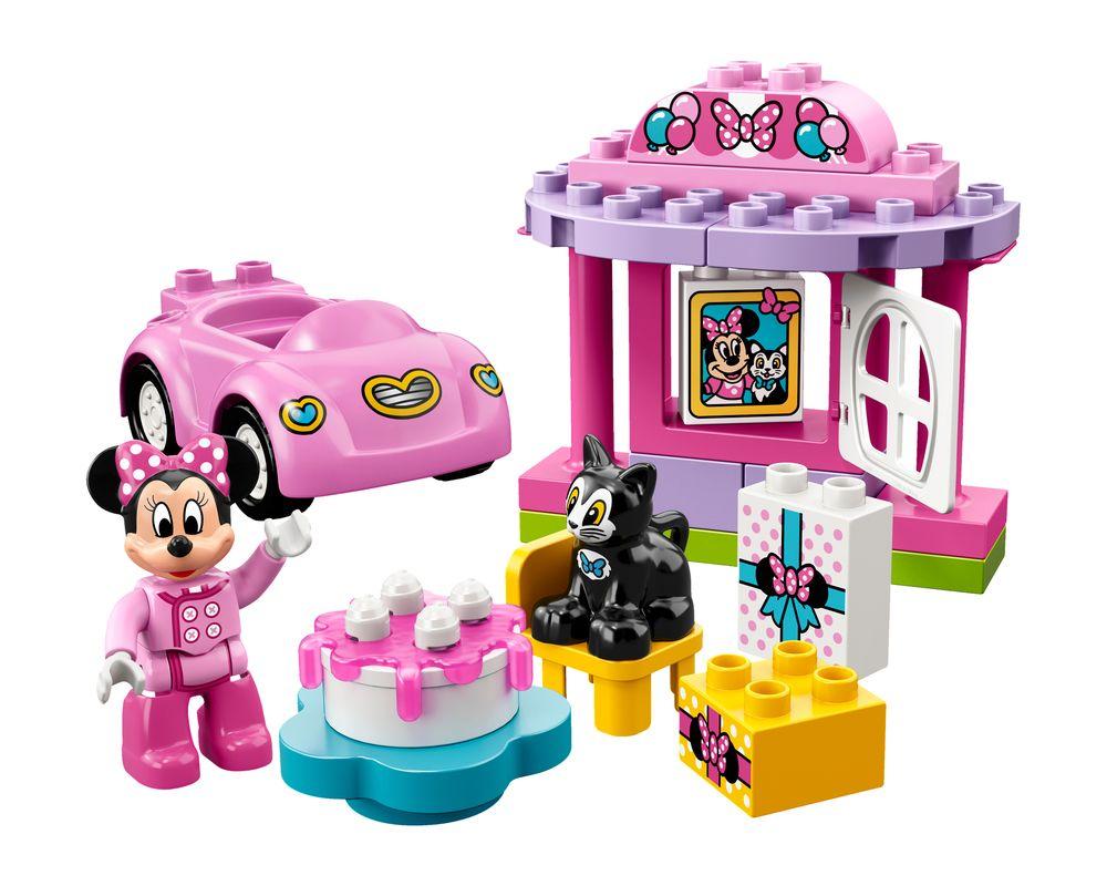 LEGO Set 10873-1 Minnie's Birthday Party (LEGO - Model)