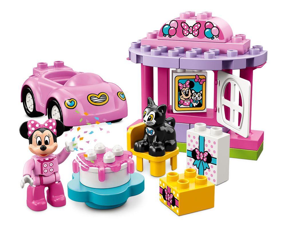 LEGO Set 10873-1 Minnie's Birthday Party