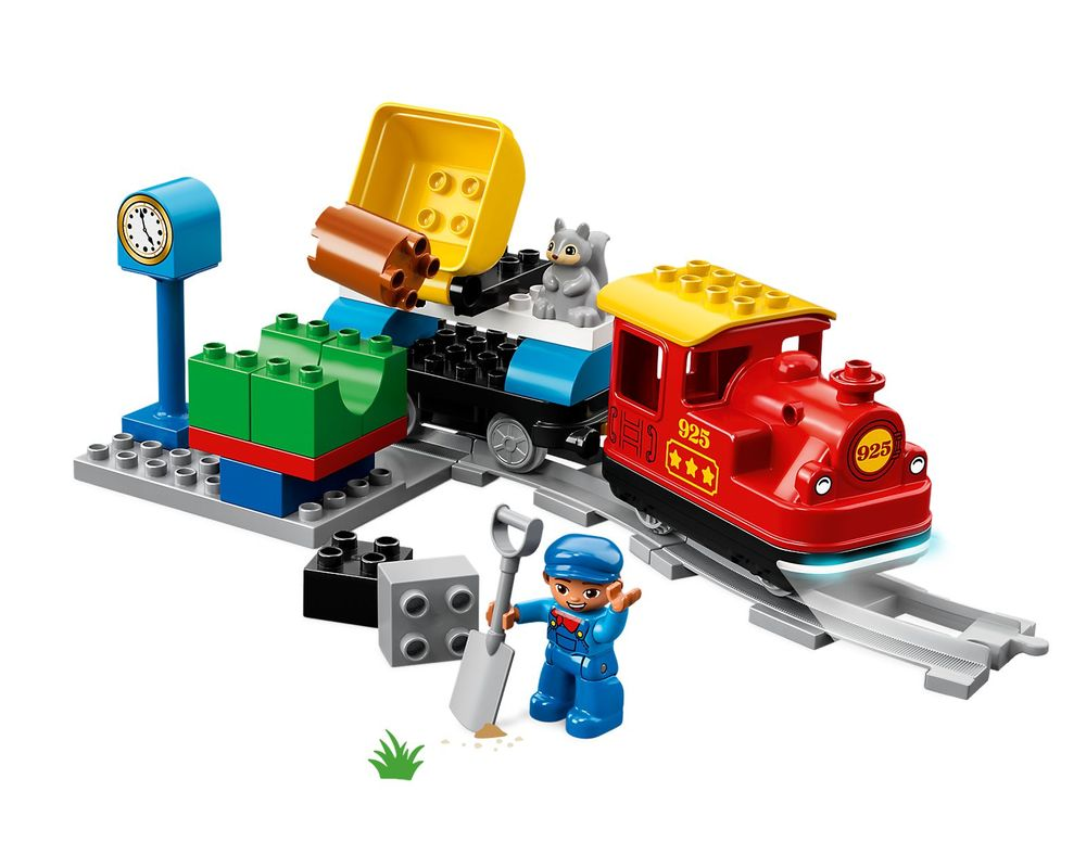 LEGO Set 10874-1 Steam Train