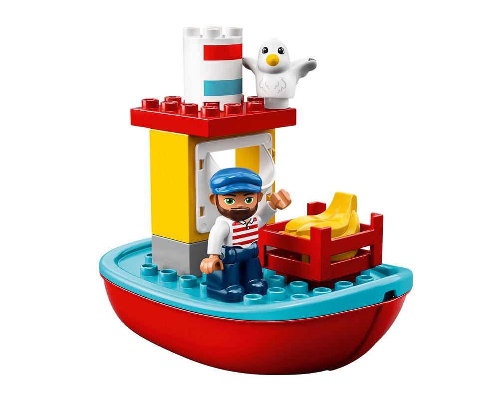 LEGO Set 10875-1 Cargo Train
