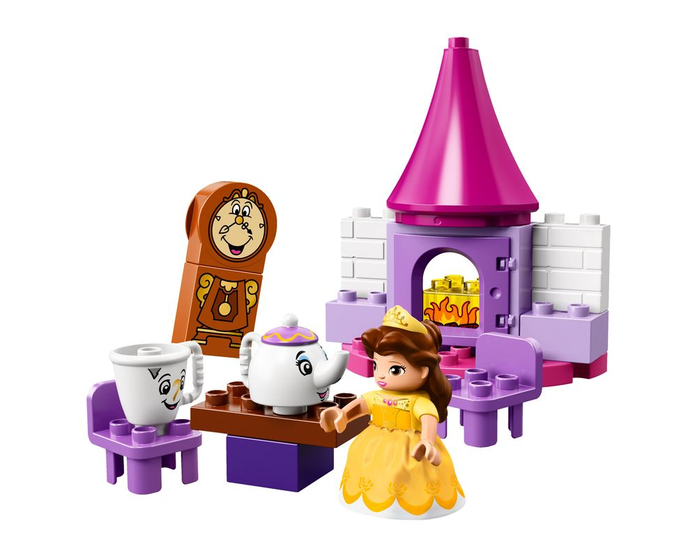 LEGO Set 10877-1 Belle's Tea Party (Model - A-Model)