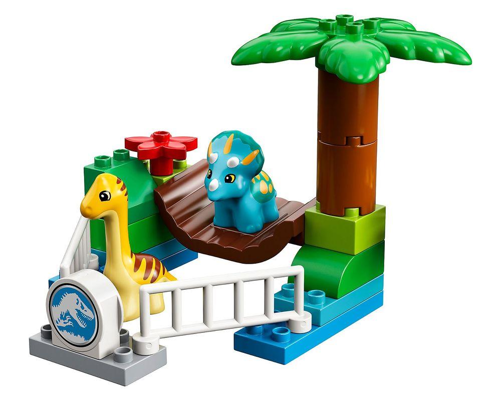 LEGO Set 10879-1 Gentle Giants Petting Zoo