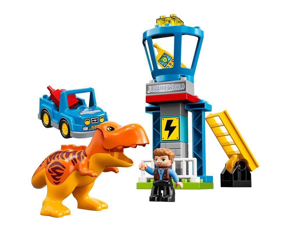 LEGO Set 10880-1 T. Rex Tower (Model - A-Model)