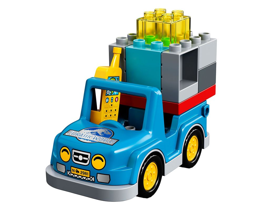 LEGO Set 10880-1 T. Rex Tower