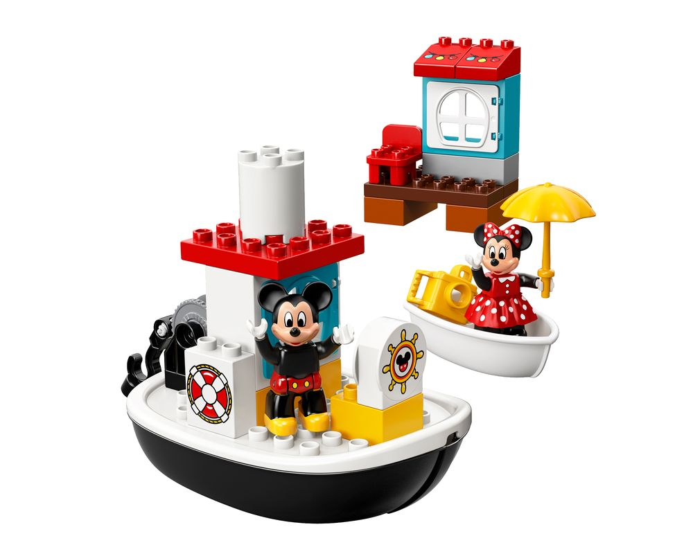 LEGO Set 10881-1 Mickey's Boat (Model - A-Model)