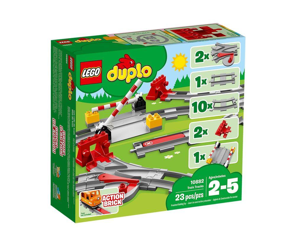 LEGO Set 10882-1 Train Tracks