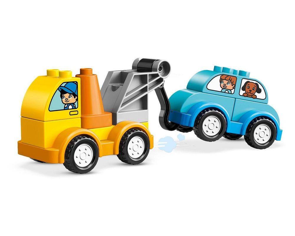 LEGO Set 10883-1 My First Tow Truck (LEGO - Model)
