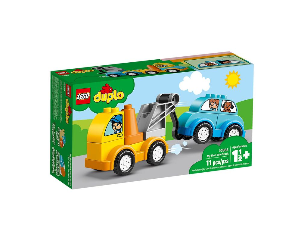 LEGO Set 10883-1 My First Tow Truck