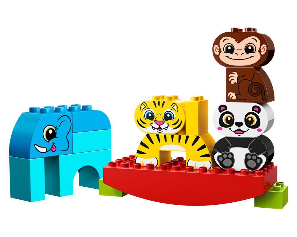 LEGO Set 10884-1 My First Balancing Animals (LEGO - Model)