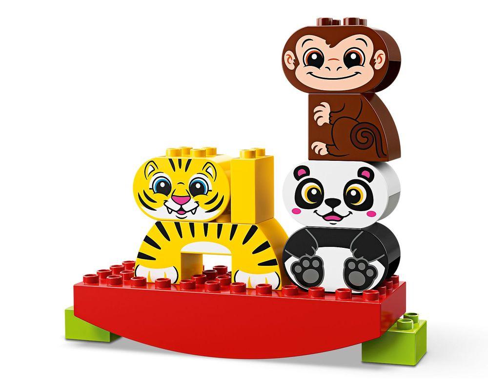 LEGO Set 10884-1 My First Balancing Animals
