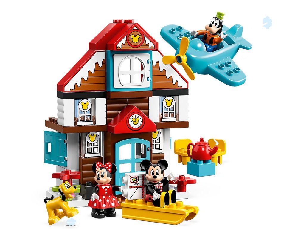 LEGO Set 10889-1 Mickey's Vacation House