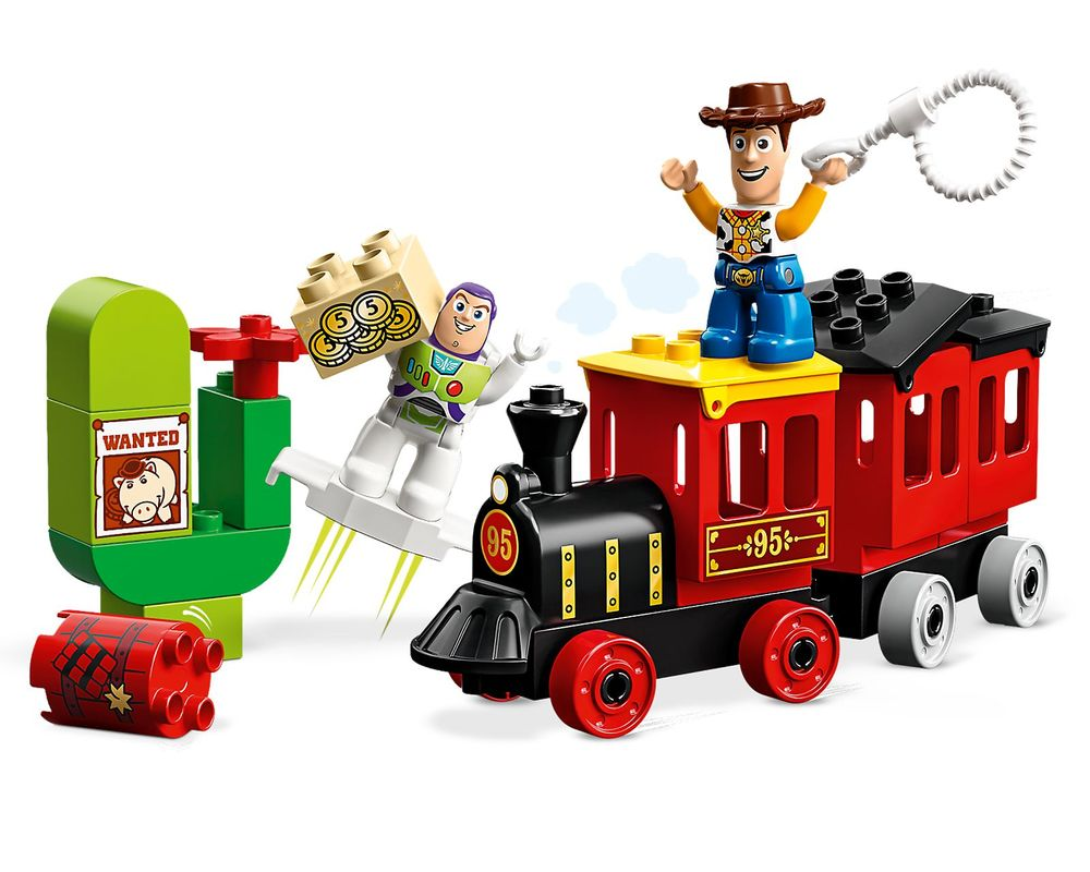 LEGO Set 10894-1 Toy Story Train
