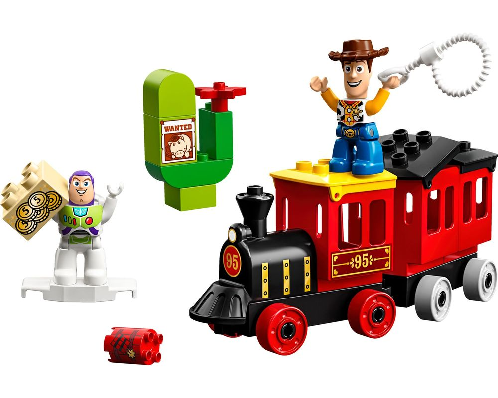 LEGO Set 10894-1 Toy Story Train (LEGO - Model)