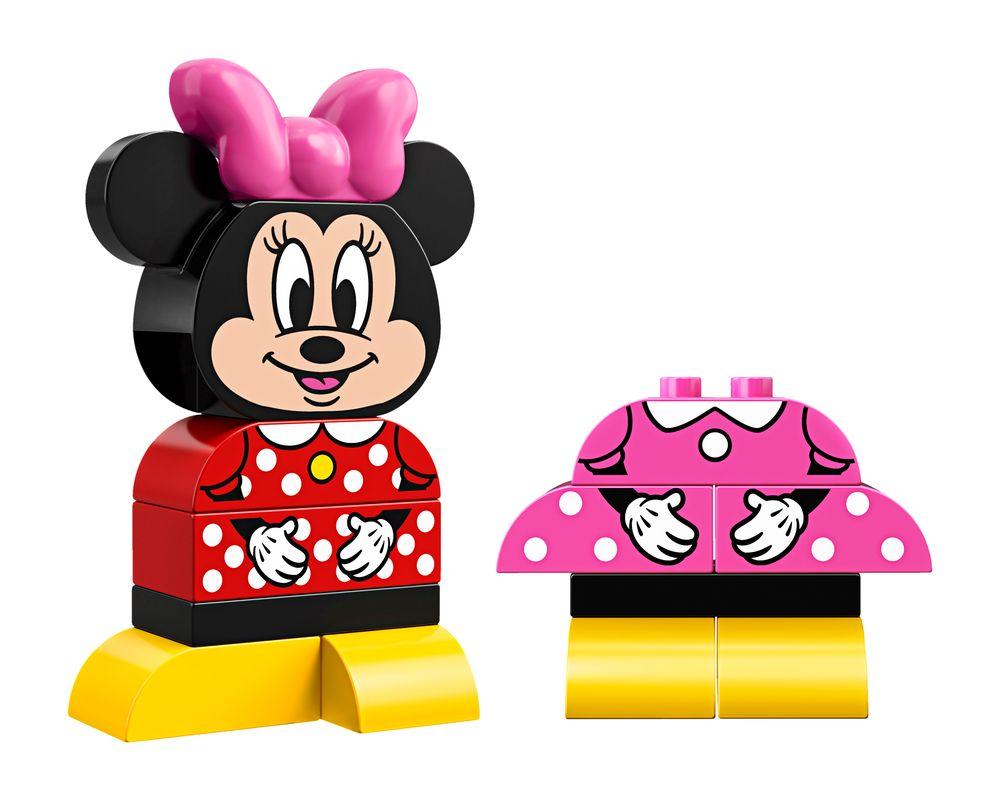 LEGO Set 10897-1 My First Minnie Build (Model - A-Model)