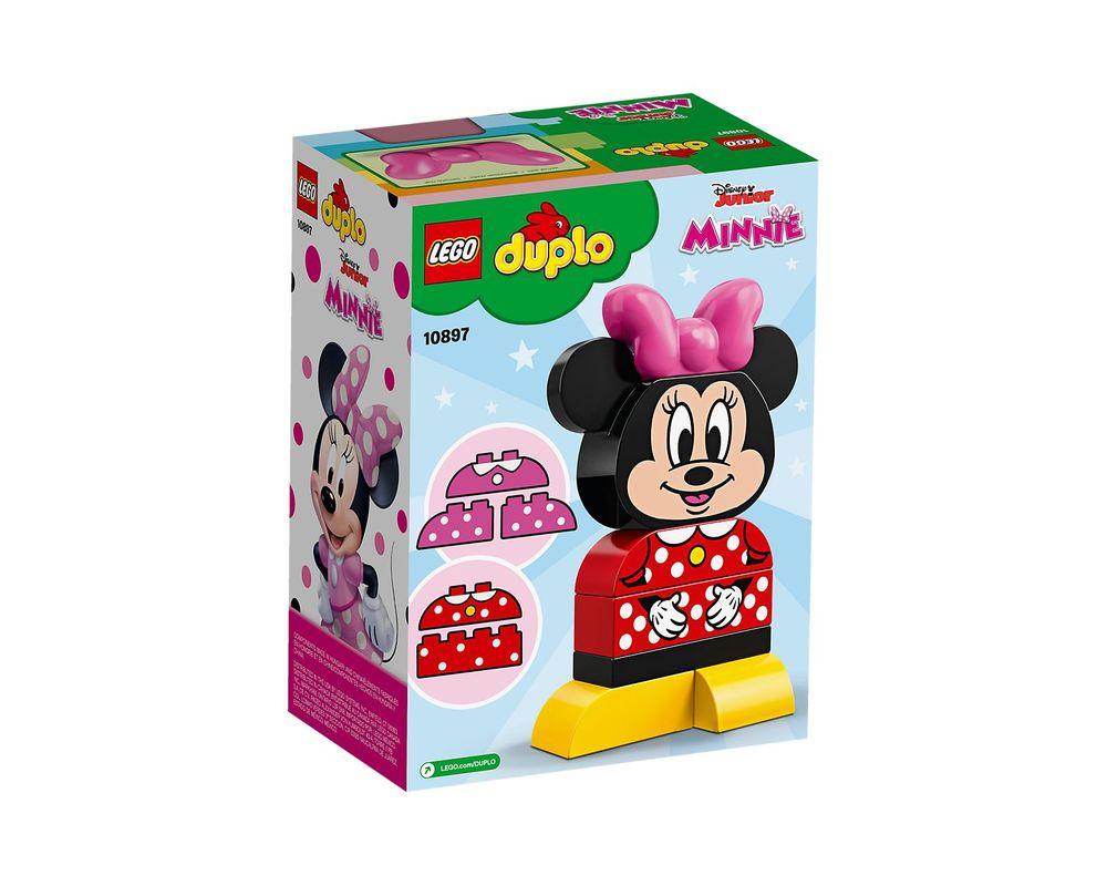 LEGO Set 10897-1 My First Minnie Build