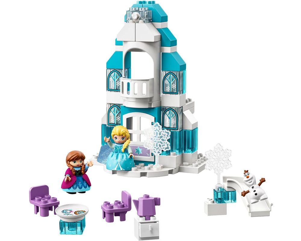 LEGO Set 10899-1 Frozen Ice Castle (Model - A-Model)
