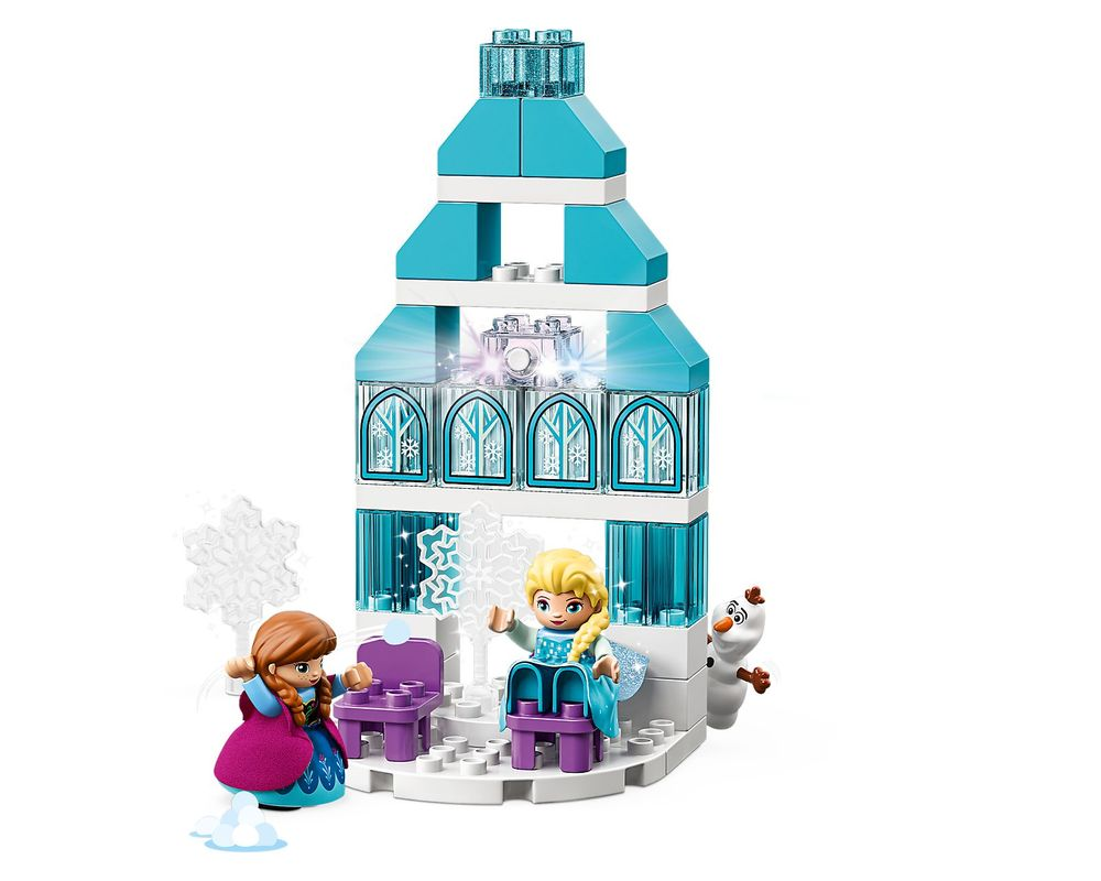 LEGO Set 10899-1 Frozen Ice Castle