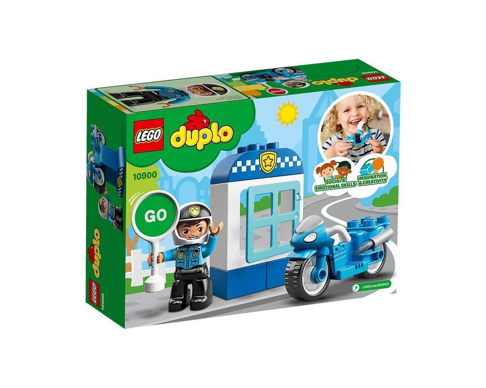 LEGO Set 10900-1 Police Bike