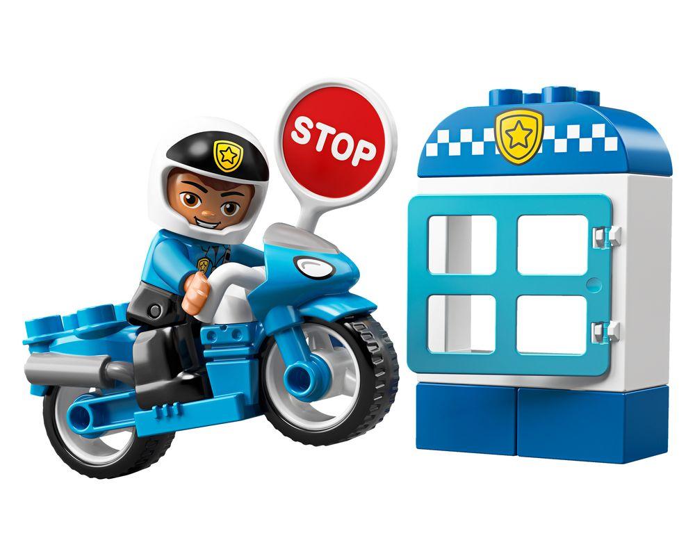 LEGO Set 10900-1 Police Bike (Model - A-Model)