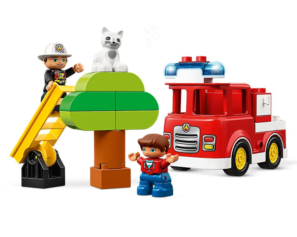 LEGO Set 10901-1 Fire Truck