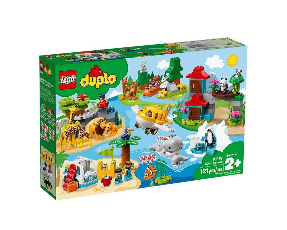 LEGO Set 10907-1 World Animals