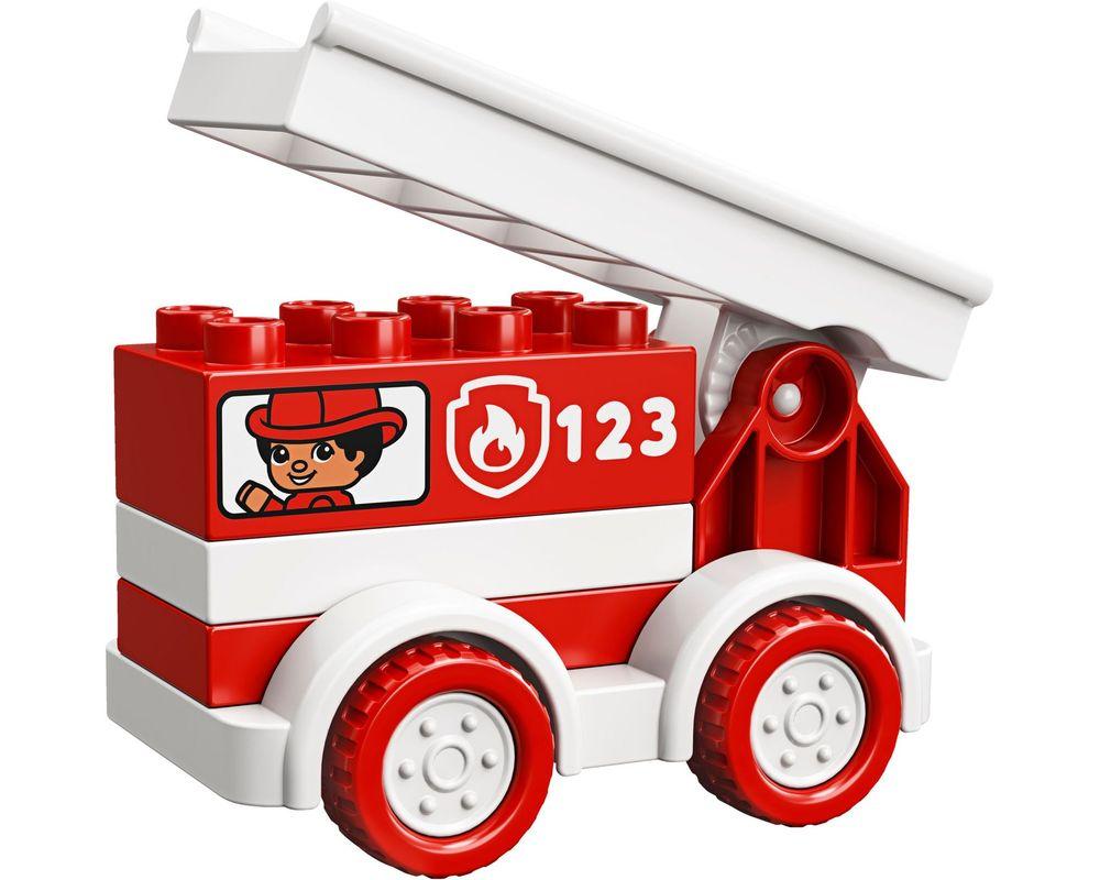 LEGO Set 10917-1 Fire Truck (Model - A-Model)