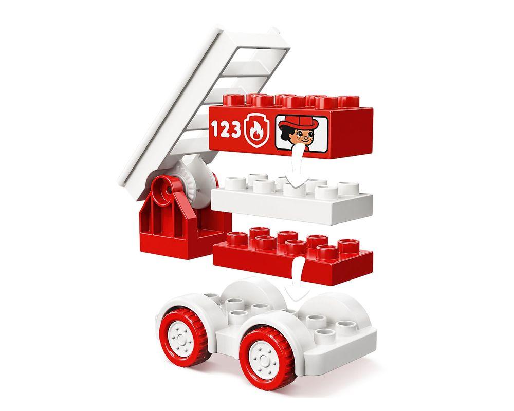 LEGO Set 10917-1 Fire Truck