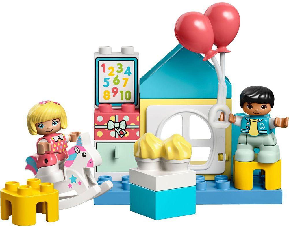 LEGO Set 10925-1 Playroom (2020 Duplo) | Rebrickable ...