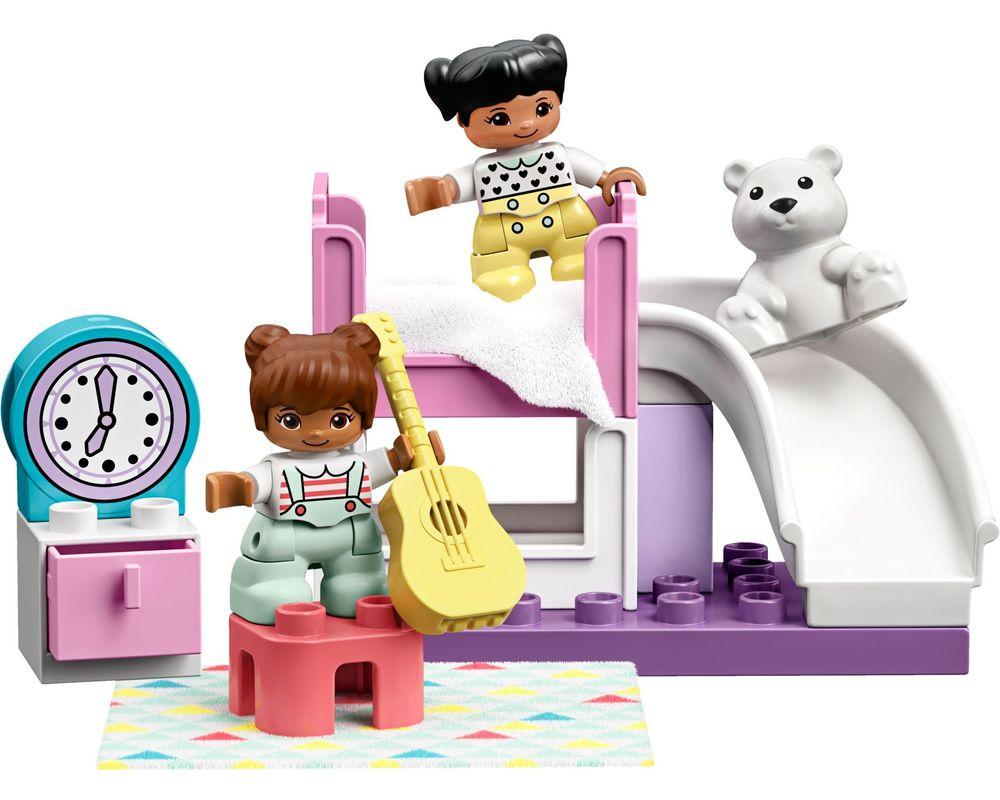 LEGO Set 10926-1 Bedroom (LEGO - Model)