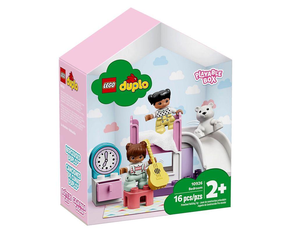 LEGO Set 10926-1 Bedroom