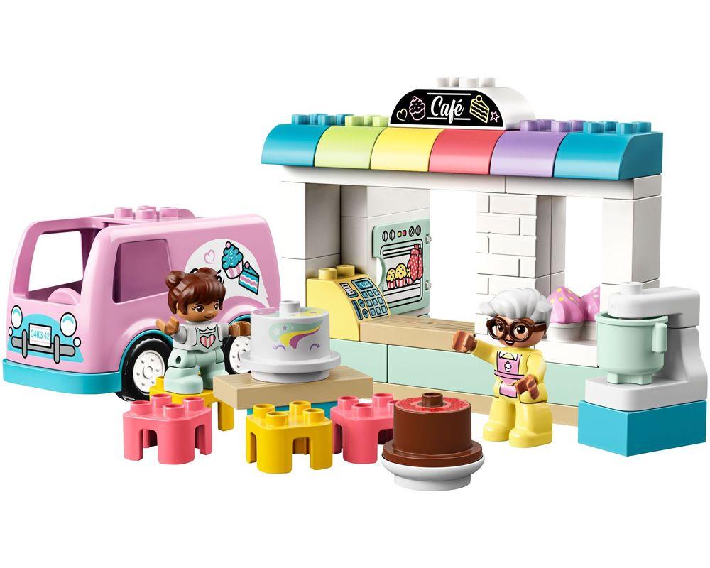 LEGO Set 10928-1 Bakery (Model - A-Model)