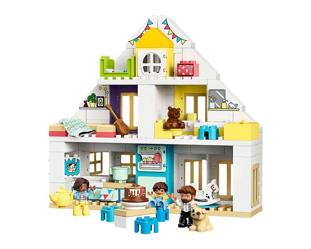 LEGO Set 10929-1 Modular Playhouse (Model - A-Model)