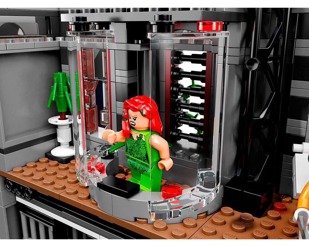 LEGO Set 10937-1 Batman: Arkham Asylum Breakout